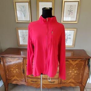 11/19 DANSKIN NOW Fleece Jacket